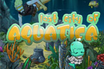 Solve puzzles, manage resources, and more in Lost City of Aquatica!