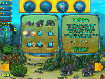 Lost City of Aquatica screen shot
