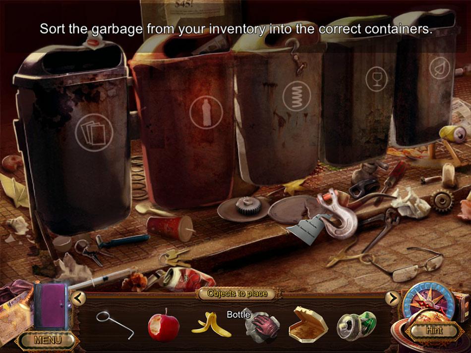 Lost Civilization screen shot
