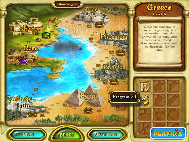 Lost Continent 2 in 1 Pack screen shot