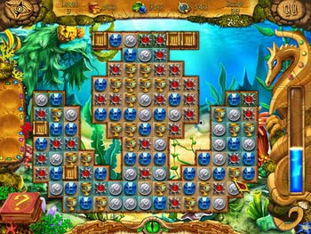 Lost in Reefs screen shot