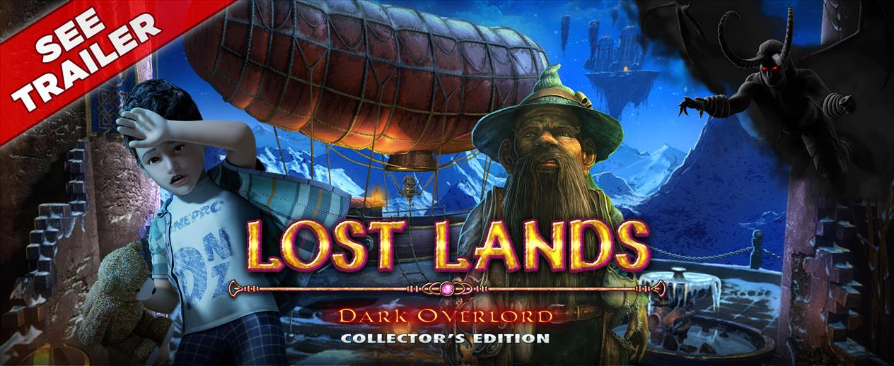 Lost Lands: Dark Overlord Collector's Edition - Will you find her son?