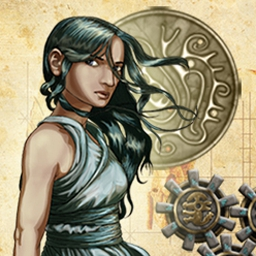 Lost Realms - Legacy of the Sun Princess - Lost Realms - Legacy of the Sun Princess is a beautiful hidden object game! - logo