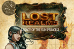 Lost Realms - Legacy of the Sun Princess is a beautiful hidden object game!