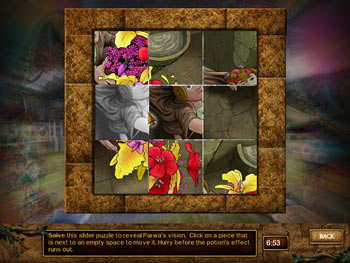 Lost Realms - Legacy of the Sun Princess screen shot