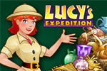 Dig up lots of family fun in the time management game Lucy's Expedition!