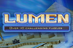 Lumen is a different kind of puzzle game, using light and mirrors!