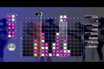 Screenshot of Lumines
