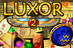 Discover 88 all-new, gorgeously rendered levels and  power-ups in Luxor 2!