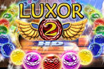 LUXOR 2 HD has been re-imagined and sets the new standard for action-puzzlers with dazzling new HD graphics & effects. Play today!