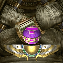 Luxor 3 - Embark on an ethereal mission using your match-three game-playing skills. - logo