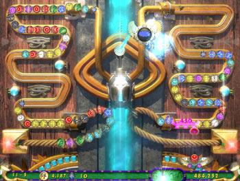 Luxor 3 screen shot