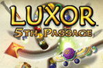 Celebrate 5 years of LUXOR with an all-new marble shooting adventure!