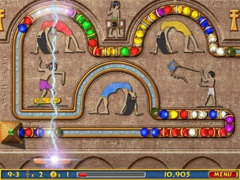 Luxor - Amun Rising screen shot