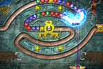Screenshot of Luxor Amun Rising HD