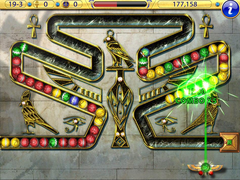 Luxor Amun Rising HD screen shot
