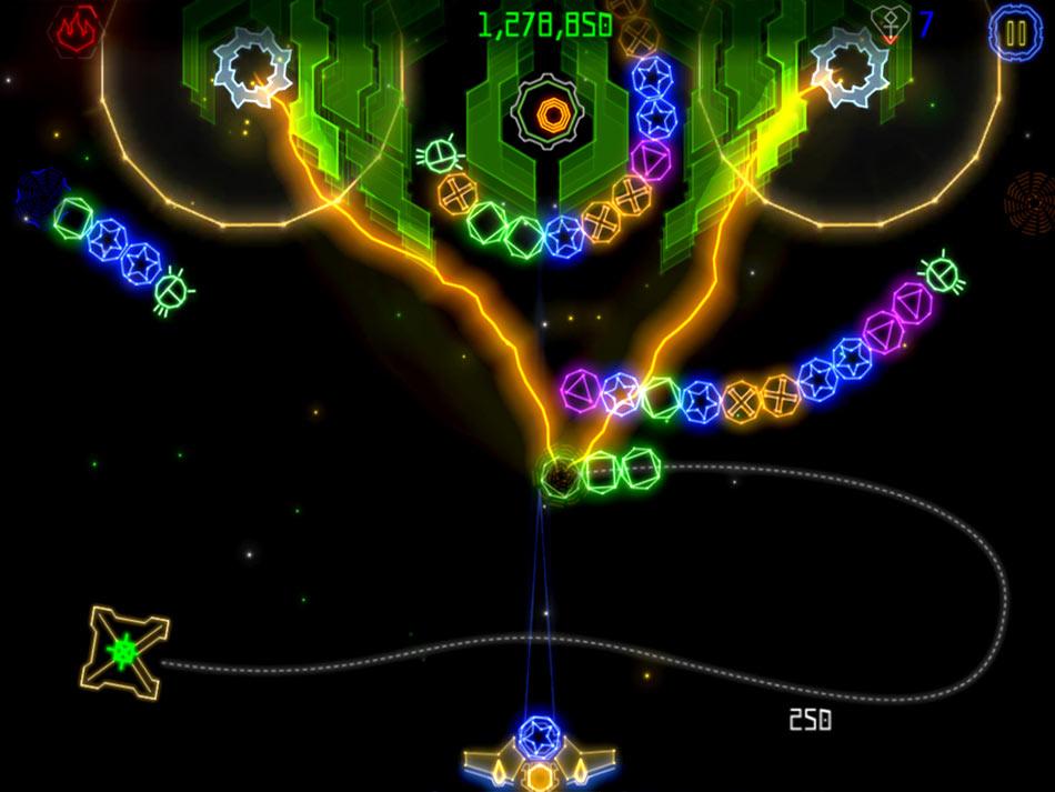 LUXOR Evolved screen shot