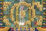 Screenshot of Luxor MahJong