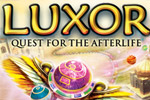 Travel the silk road & recover artifacts in LUXOR: Quest for the Afterlife!