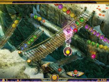 LUXOR - Quest for the Afterlife screen shot
