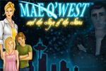 Mae Q'West must follow the signs of the stars to find her missing husband!
