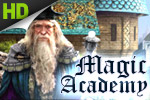 Enter The Magic Academy to find your sister in this hidden object mystery from the makers of Mysteryville!  It's Magic Academy: Hidden Castle!