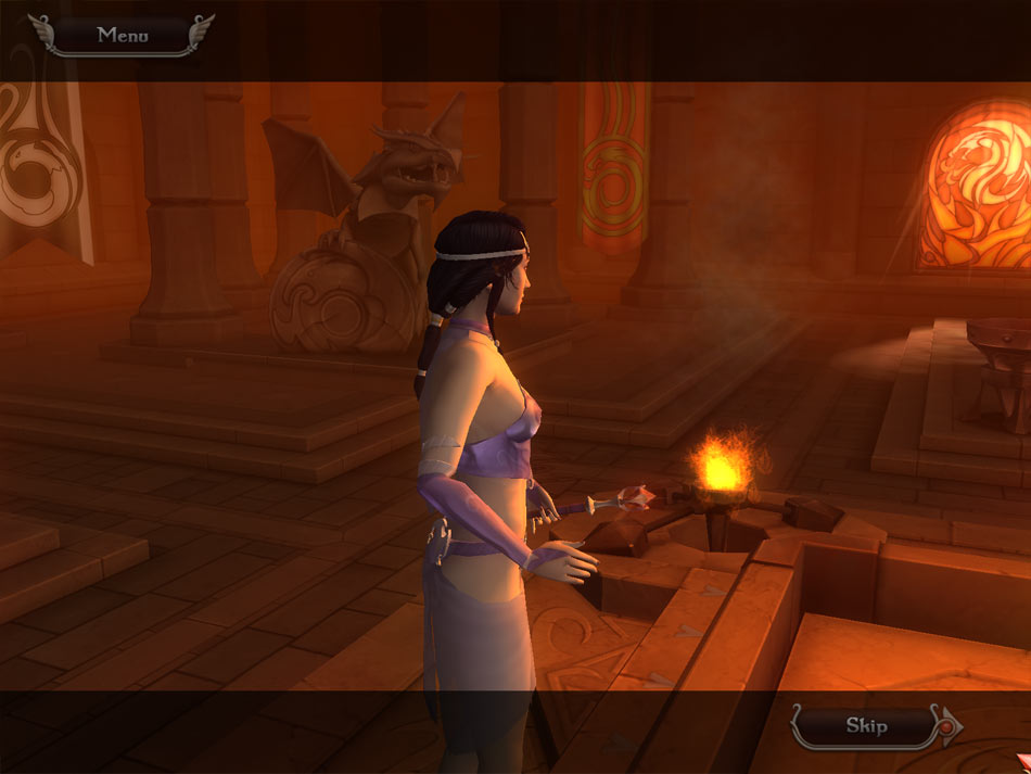 Magical Mysteries: Path of the Sorceress screen shot