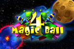 In Magic Ball 4, aliens have entered our galaxy and kidnapped thousands of men and women! Strap into your spaceship and blow 'em away!