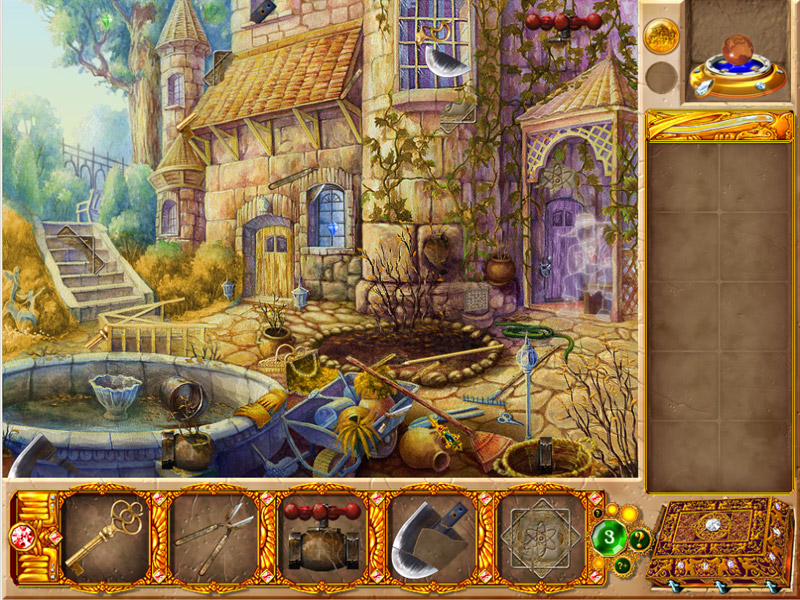 Magic Encyclopedia screen shot