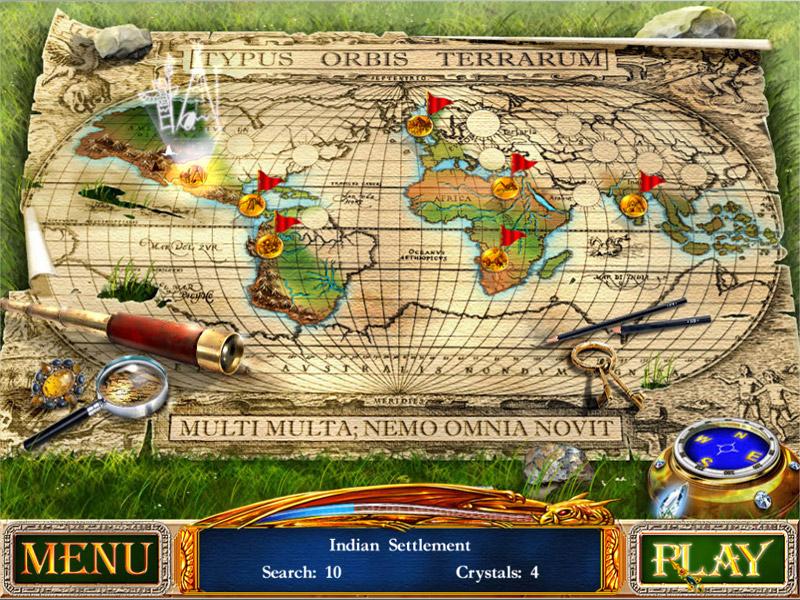 Magic Encyclopedia screen shot