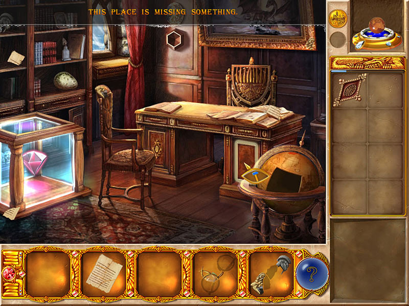 Magic Encyclopedia - Moon Light screen shot