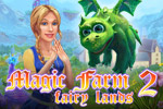 Magic Farm 2: Fairy Lands is all about the new adventures of Iris and Robin! Work hard to succeed in this Time Management game.