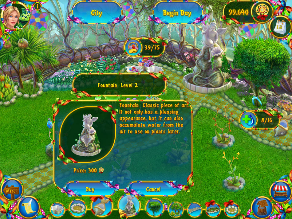 Magic Farm 2: Fairy Lands screen shot