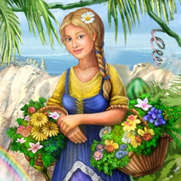 Magic Farm - Ultimate Flower - Water, protect, and sell gorgeous flowers in Magic Farm - Ultimate Flower! - logo