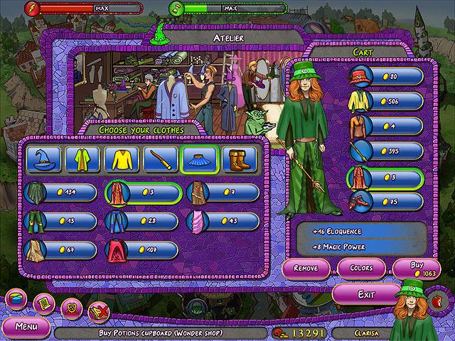 Magic Life screen shot