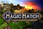 Your quest in Magic Match is to match artifacts to collect treasures!
