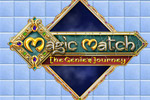 Giggles returns in the match 3 wonder -  Magic Match: Genie's Journey!