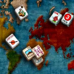 Mah Jong Adventures - Unique tile-sets and 18 destinations await you in Mah Jong Adventures! - logo