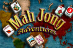 Unique tile-sets and 18 destinations await you in Mah Jong Adventures!