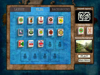 Mah Jong Adventures screen shot