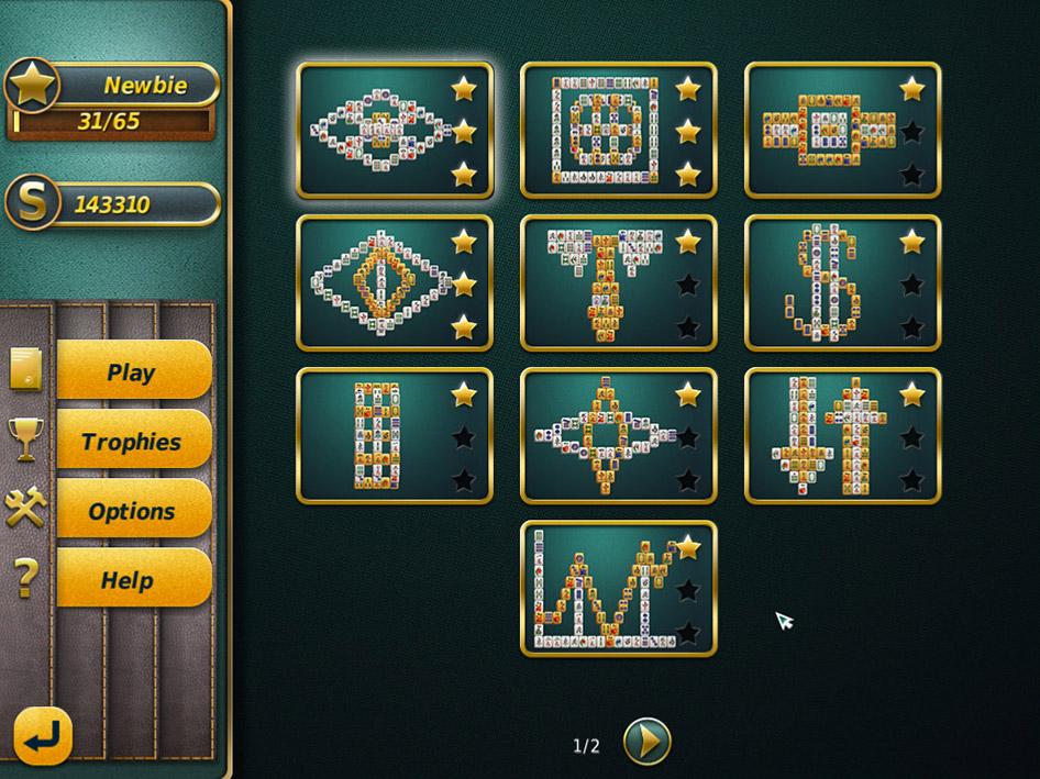 Mahjong Business Style screen shot