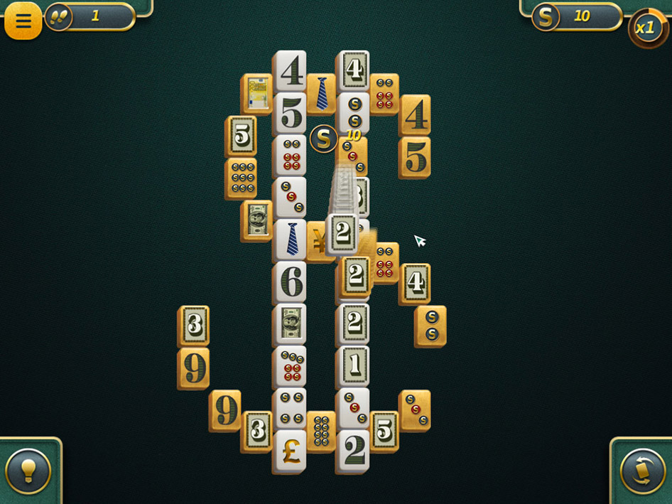 Mahjong Business Style screen shot