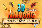 Take the world-famous Chinese puzzle game to the third dimension. Puzzle through 120 brain-bending levels in 3D Mahjong Deluxe!