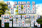 Mahjong Deluxe HD is a solitaire game of strategy, memory, and luck!  With more than 160 layouts, you'll be in tile-matching heaven!