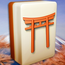 Mahjong Escape Ancient Japan - Celebrate a journey spanning 11 dynasties with nearly 200 Mahjong layouts! - logo