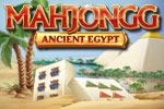 Explore Egypt by playing your favorite game in Mahjongg - Ancient Egypt!