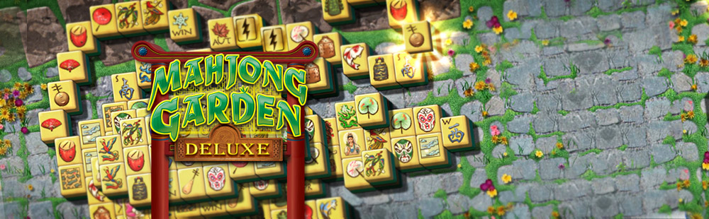 Mahjong Garden Deluxe