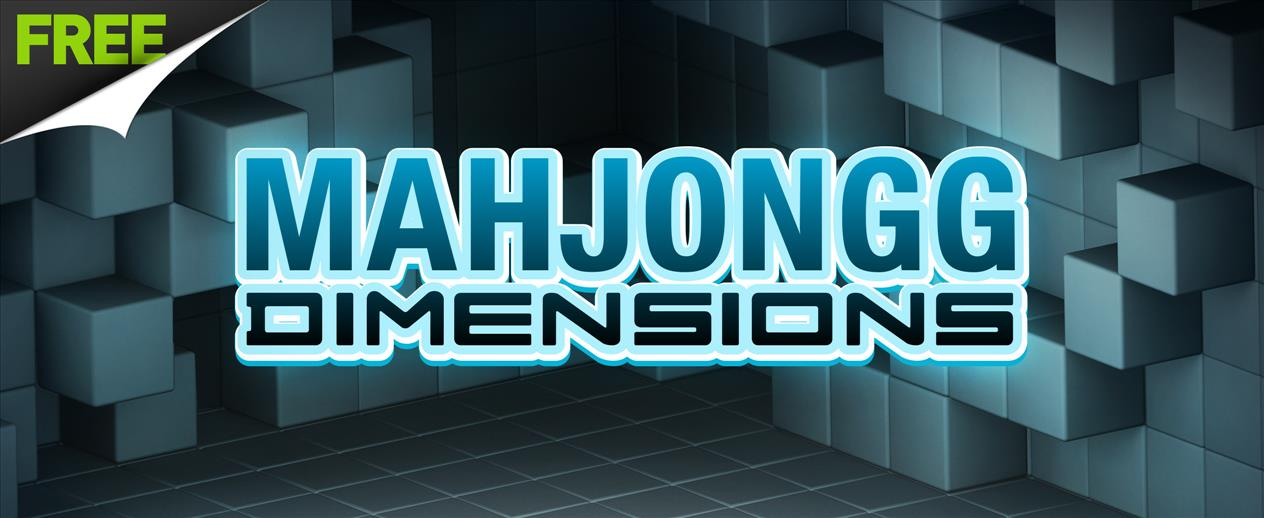 Mahjongg Dimensions - It's Mahjongg with a twist! - image