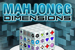 Mahjongg Dimensions is the classic puzzle game with a big twist!