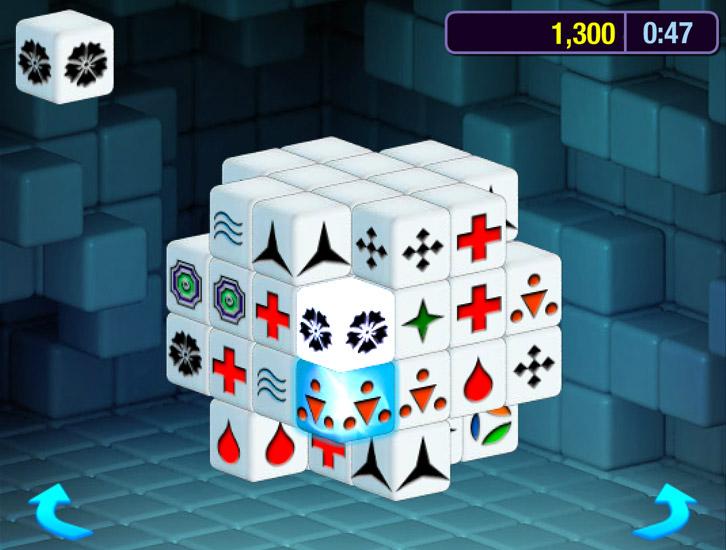 Cash Tournaments - Mahjongg Dimensions screen shot